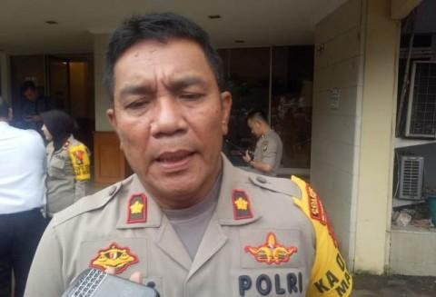 Polisi Buat Sketsa Wajah Mayat di Taman Kota