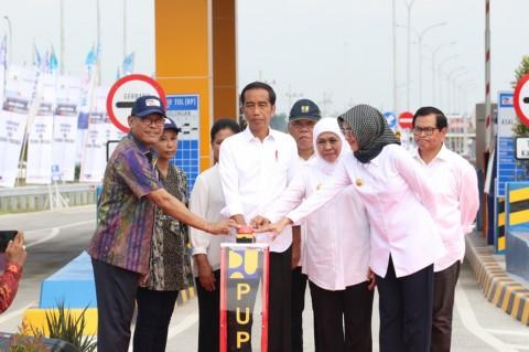 Presiden Resmikan Tol Pasuruan-Probolinggo