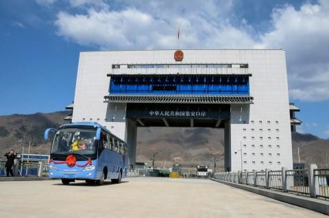 Tiongkok dan Korut Buka Titik Perbatasan Baru
