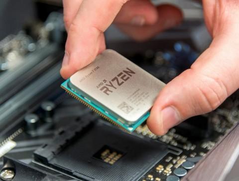 Penjualan AMD Salip Intel Berkat Ryzen 7 2700X