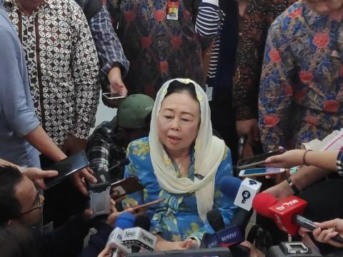 Istri Gus Dur Berharap Pemilu yang Membahagiakan