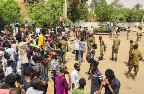 Aksi Antipemerintah Sudan Meningkat, 14 Tewas saat Demonstrasi