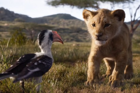 Simba Diasingkan dalam Trailer Terbaru Film The Lion King
