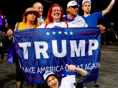 Rilis Video Kampanye Pilpres 2020, Trump Tuai Olokan