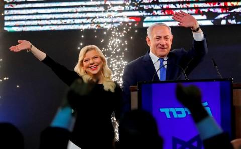 Netanyahu Kembali Memenangkan Pemilu Israel
