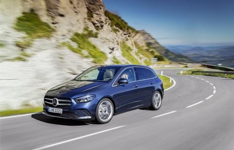Mercedes-Benz akan Perkenalkan New B-Class di IIMS 2019