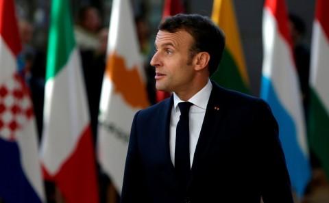 Prancis Tak Setuju Perpanjangan Brexit