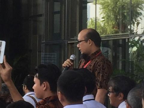 KPK Gelar Aksi 2 Tahun Kasus Novel Mangkrak