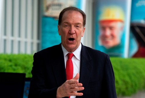 Presiden Bank Dunia Baru Siap Hadapi Tantangan Ekonomi Global