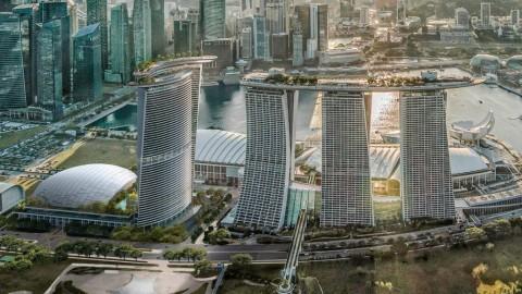 Marina Bay Sands Tambah Menara Baru