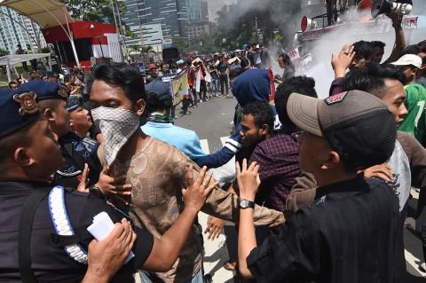 KPK Diingatkan Tidak Berpolitik Praktis