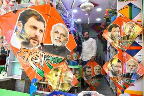 Pemilu India Dimulai, Modi Kembali Jadi Favorit