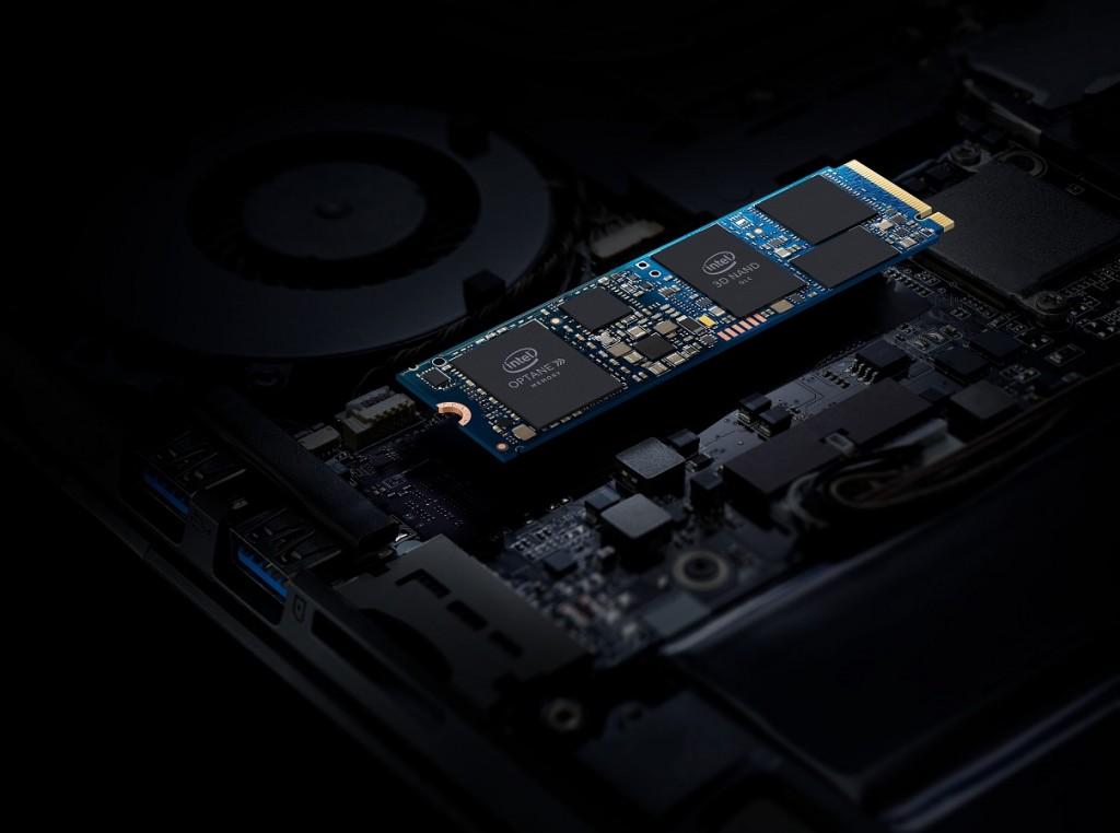 Intel Optane Memory H10.