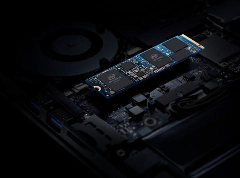 Intel Rilis Optane Terbaru, Kombinasi QLC NAND