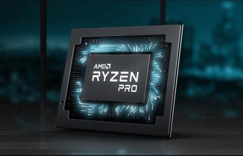 AMD Ryzen Pro 3000 Series Sasar Laptop Bisnis