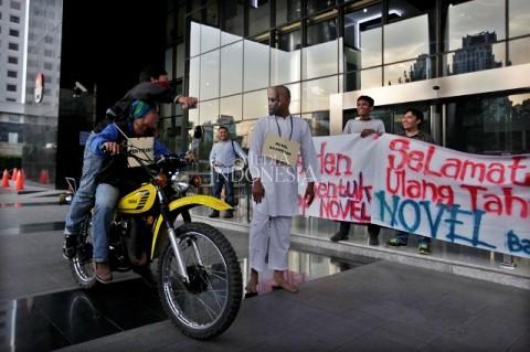 11 April Dideklarasikan Hari Teror Pemberantasan Korupsi