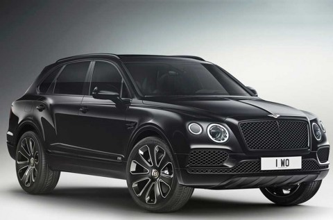 Diam-Diam, Bentley Indonesia Boyong Bentayga V8