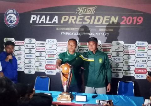 Djanur tak Hadiri Konferensi Pers Final Piala Presiden 2019