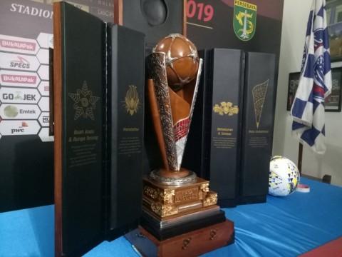 Filosofi di Balik Desain Baru Trofi Piala Presiden 2019