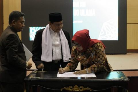 Bupati Bogor Buka Pendidikan Kader Ulama MUI