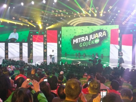 Jokowi Gemar Pesan Sate dan Gado-Gado Via Go-Food
