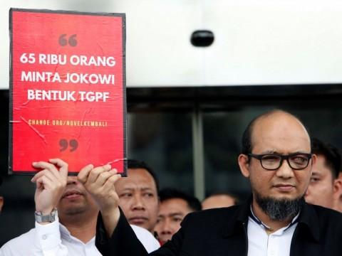 TGPF Independen Kesempatan Jokowi