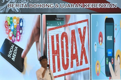 Rakyat Muak dengan Hoaks