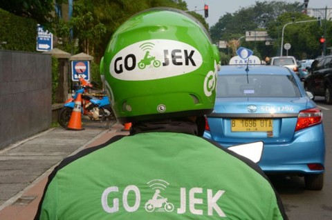 Go-Jek Yakin Unggul di Pasar Asia Tenggara