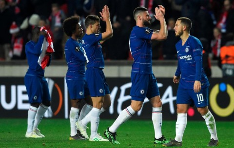 Sarri Mengaku Chelsea Menderita Hadapi Slavia Praha
