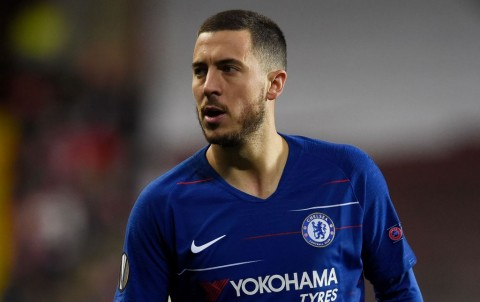 Alasan Hazard tidak Dijadikan Starter saat Jumpa Slavia Praha