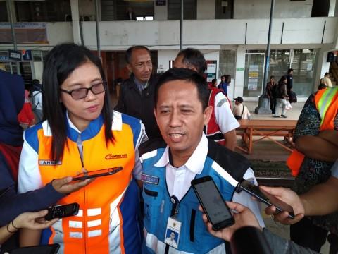 Jalur Dwi Ganda Jatinegara-Cakung Mulai Digunakan