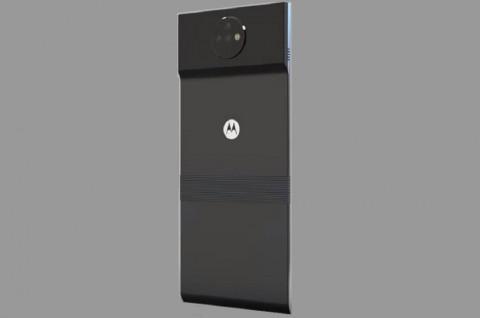 Ini Konsep Teranyar Motorola RAZR (2019)