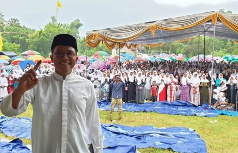 Doakan Jokowi-Ma'ruf Menang, Misbakhun Ajak Konstituennya Beristigasah