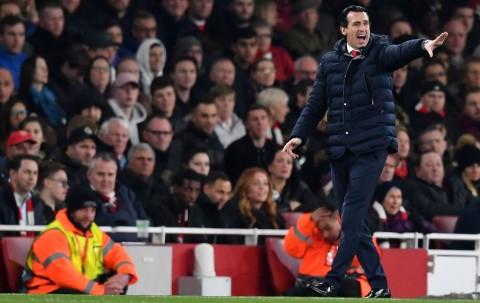 Komentar Emery Usai Arsenal Hantam Napoli