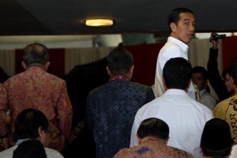 Apindo: Pengusaha Nyaman Dipimpin Jokowi