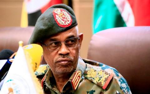 Menteri Pertahanan Sudan jadi Presiden Sementara