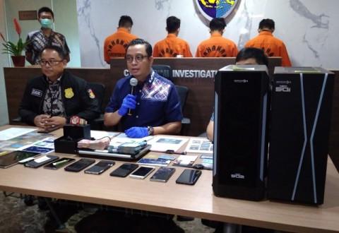 Polisi Tangkap Pembobolan Server Indomaret