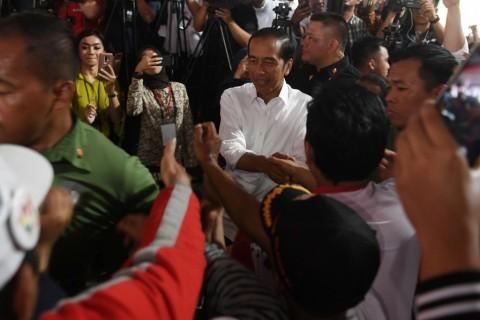 Alasan Jokowi Batal Menghadiri Final Piala Presiden 2019