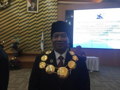 Jamal Wiwoho Rektor Baru UNS