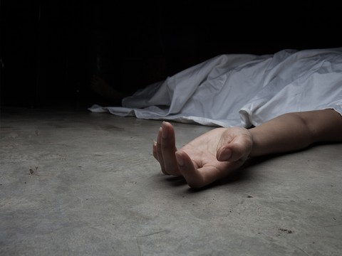 Polisi Gelar Rekontruksi Mutilasi Guru di Blitar