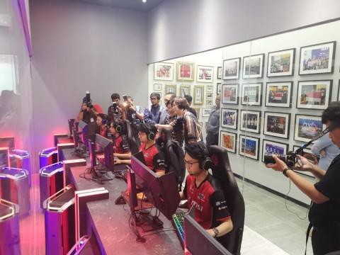 NXL> Buka Arena Esports di BSD