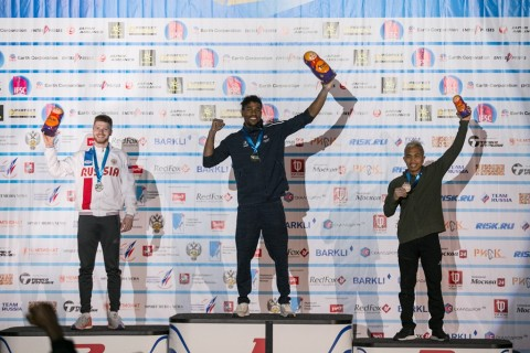 Indonesia Curi Perunggu dari Kejuaraan Panjat Tebing Dunia