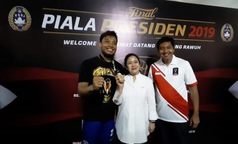 Ketua SC Piala Presiden Upayakan Arema Sambangi Istana