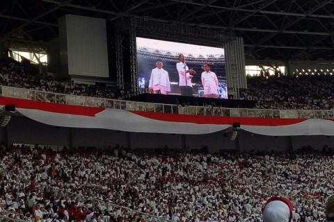 Jokowi Berterima Kasih Atas Kesetiaan Jusuf Kalla