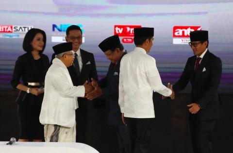 Prabowo Salahkan Presiden Terdahulu Terkait Impor Pangan