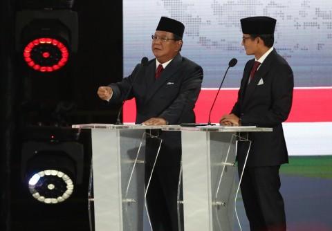 Prabowo Sebut Negara Kehilangan USD60 Miliar/Tahun