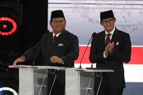 Prabowo-Sandi Ingin Pangkas Pajak Pekerja