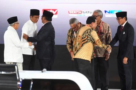 Prabowo-Sandi Janji Takkan Ambil Gaji Jika Terpilih