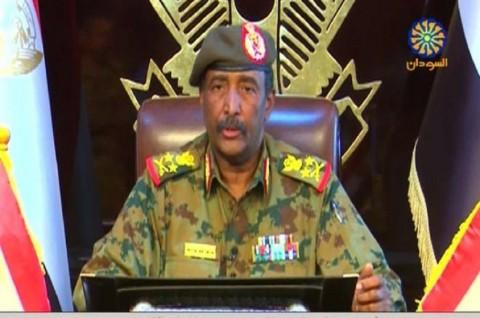 Kepala Militer Sudan Bertekad