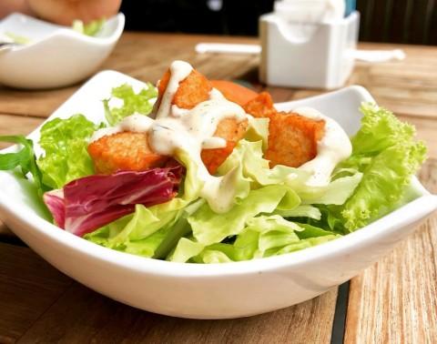 Ini Waktu Ideal Mengonsumsi Salad
